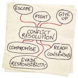 Conflict Resolution Las Vegas NV